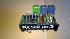 Блок предохранителей салона. Nissan Pulsar, HN13
