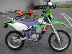Kawasaki KLX 250SR. 250 куб. см., исправен, птс, без пробега