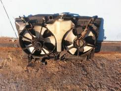 Радиатор охлаждения двигателя. Honda Accord, CL7, CL9, CL8, CM2 Двигатели: K20A, K24A