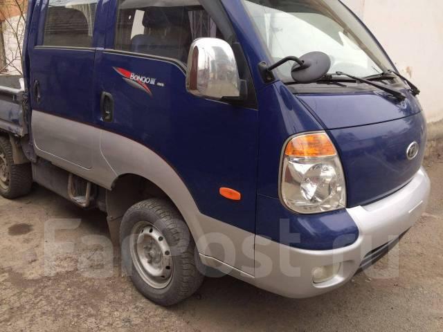 Kia Bongo. Продам 3 2-x каб. 4wd, 2 900 куб. см., 1 000 кг.