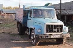 ГАЗ 33073. ГАЗ-33073 самосвал, 2 000 куб. см., 5 000 кг.