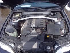 Двигатель в сборе. BMW 3-Series, E46/3, E46/2, E46/4, E46, 2, 3, 4 Двигатель M54B22