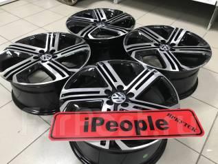 Volkswagen. 7.5x17, 5x100.00, ET42, ЦО 57,1мм.