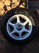 Комплект колес. 6.5x15 4x114.30, 5x114.30 ET50 ЦО 60,0мм.