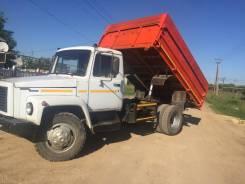 ГАЗ 3309. Газ 3309, 2 450 куб. см., 5 000 кг.