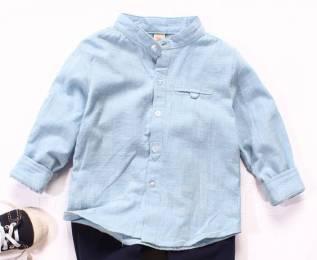 Рубашки школьные. Рост: 98-104, 104-110, 128-134 см. Под заказ