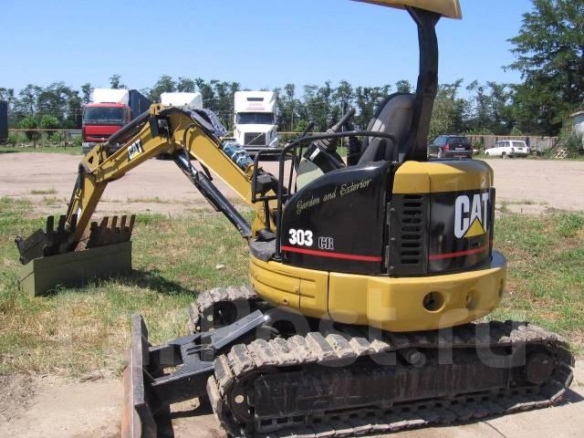 Caterpillar 303CR. Продам мини-эксковатор, 1 500 куб. см., 0,15куб. м.