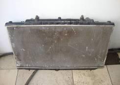 Радиатор охлаждения двигателя. Nissan Safari, WGY61 Nissan Patrol, Y61 Двигатель TB45E