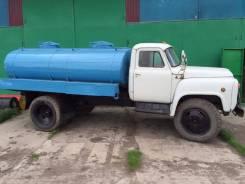 ГАЗ 53. Газ 53 молоковоз, рыбовоз, бочка, цистерна, 4 200 куб. см., 4,00куб. м.