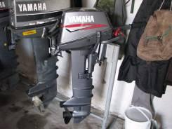 Yamaha. 6,00л.с., 2х тактный, бензин, нога L (508 мм), Год: 2005 год