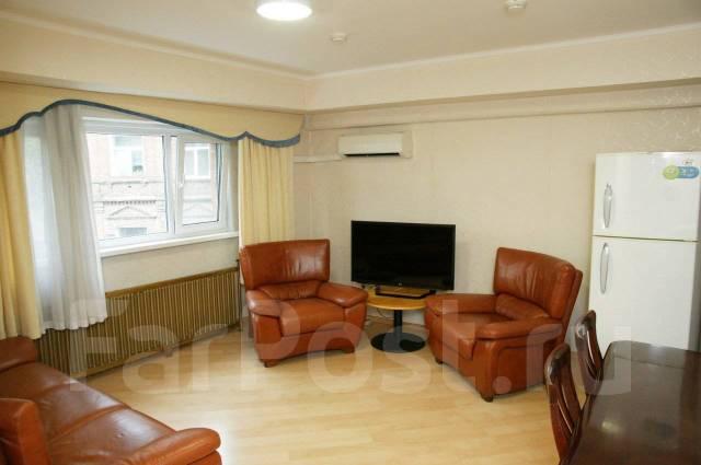 3-комнатная, улица Семеновская 29. Центр, частное лицо, 93 кв.м. Вторая фотография комнаты