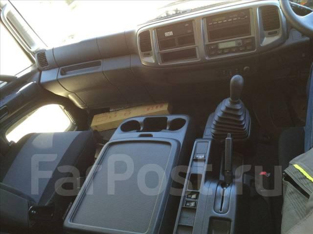 Hino Ranger. Фургон бабочка без пробега по РФ. Новый автомобиль., 6 403 куб. см., 8 000 кг.
