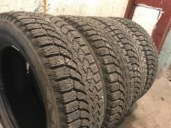 Bridgestone Blizzak Spike-01. Зимние, шипованные, 2014 год, износ: 10%, 4 шт