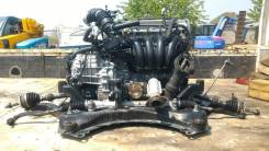 Двигатель в сборе. Toyota: Alphard, Mark X, Vellfire, Blade, Estima Двигатель 2AZFE