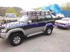 Багажник на крышу. Nissan Safari