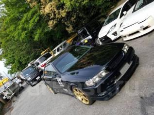 Toyota Chaser. механика, задний, 2.5, бензин, б/п, нет птс. Под заказ