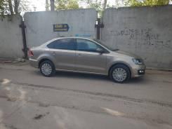 Аренда автомобиля Volkswagen Polo от 1800 р/сутки в Новосибирске. Без водителя