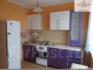 1-комнатная, улица Аллилуева 2. Третья рабочая, агентство, 30 кв.м. Кухня