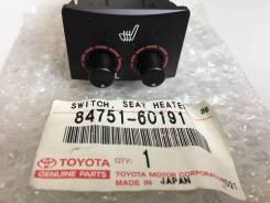 Кнопка включения обогрева. Toyota Land Cruiser, URJ202 Двигатель 1URFE