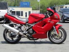 Ducati ST4. 916 куб. см., исправен, птс, с пробегом