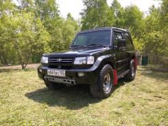 Mitsubishi Pajero. механика, 4wd, 2.5, дизель, 100 тыс. км