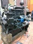 МТЗ 82. Двигатель Д-243, 4 750 куб. см.