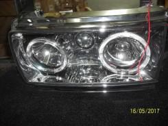 Продам фары Toyota land Cruiser 80 с светодиодными ободками by BMV. Toyota Land Cruiser, FJ80, FJ80G, HDJ80, HDJ81, HDJ81V. Под заказ