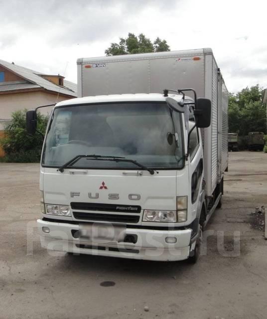 Mitsubishi Fuso Fighter. Продаеться грузовик Mitsubishi FUSO Fighter, Ангарск, 8 201 куб. см., 5 000 кг.