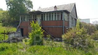 Продается дом с гаражом г. Фокино. Переулок Восточный 4, р-н Приморский край, г. Фокино, площадь дома 62 кв.м., скважина, электричество 5 кВт, отопле...