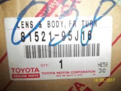 Габаритный огонь. Toyota Hiace, LH102, LH113, LH112, LH115, LH104, LH114, LH103, RZH105, RZH114, RZH103, RZH115, RZH104, RZH112, RZH113, RZH102, LH105...