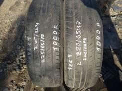 Dunlop Grandtrek PT2. Летние, 2013 год, износ: 60%, 2 шт