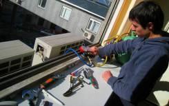 Заправка, чистка, установка и ремонт кондиционеров в г. Уссурийске