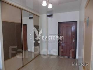 3-комнатная, улица Крыгина 86в. Эгершельд, проверенное агентство, 63 кв.м. Прихожая