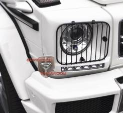 Решетка на фары. Mercedes-Benz G-Class. Под заказ