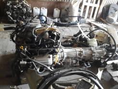 Двигатель VQ35DE Infiniti FX35 S50 4WD Акпп