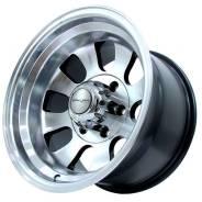 Sakura Wheels 885. 10.0x16, 6x139.70, ET-30, ЦО 110,5мм.