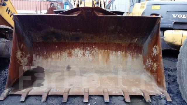 Liebherr L 580. Фронтальный погрузчик Liebherr L580, 2007 год, ОТС, 11 000 кг.