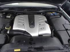 Двигатель в сборе. Toyota Celsior, UCF31 Lexus LS430, UCF30 Двигатель 3UZFE