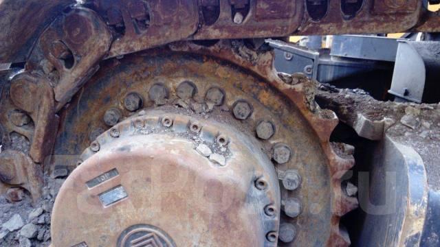 Hyundai R800LC-7A. Гусеничный карьерный экскаватор Hyundai R800LC-7, требуется ремонт ДВС, 4,50куб. м.