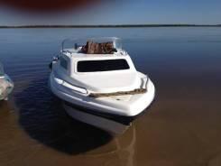 Нептун. Год: 2012 год, длина 5,00м., двигатель подвесной, 80,00л.с., бензин