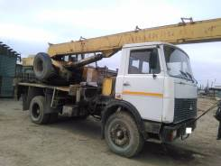 Ивановец КС-3577. Автокран МАЗ, 1996г, 14 тонн, КС 35715, 1 500 куб. см., 14 000 кг., 14 м.