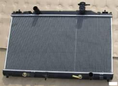 Радиатор охлаждения двигателя. Toyota Solara Toyota Camry, ACV30 Двигатель 2AZFE
