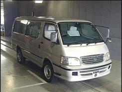 Toyota Hiace. автомат, задний, 3.0 (130 л.с.), дизель, б/п, нет птс. Под заказ