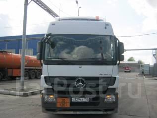 Mercedes-Benz Actros. 1841 LS, 11 946 куб. см., 18 000 кг.