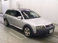Audi A6 allroad quattro. C5 4BAREF, ARE
