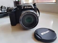 Nikon Coolpix P500. 10 - 14.9 Мп, зум: 14х и более
