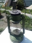 Керосиновая лампа. Летучая мышь. СССР. Оригинал