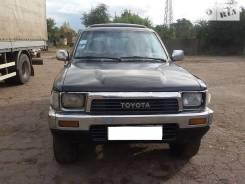 Toyota 4Runner. ПТС Тойота 4 раннер 1991