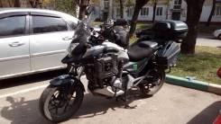 Honda NC 700. 700 куб. см., исправен, птс, с пробегом