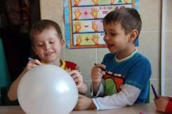 Детям кратковременное пребывание в Детской Гостиной , Запарина 156